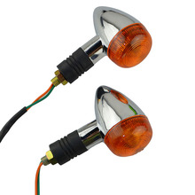 Brand New Motorcycle Accessories Turn Signal Light Lamp For Yamaha XV250 XV 250 for Suzuki GSX250 GSX400 GSX 250 400