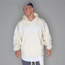 Mens hooded fashion casual streetwear sweatshirt jogger mens / womens sportswear brand hoodie clothing
