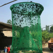 2019 New Reusable Outdoor Fly Trap Perfect For Horses Insert Bug Pest Hanging Catch Traps