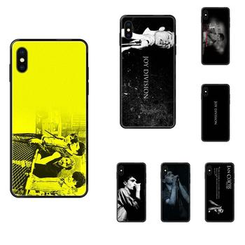 Starry Sky Joy Division Ian Curtis For Xiaomi Mi Note A1 A2 A3 5 5s 6 8 9 10 SE Lite Pro Ultra Soft Phone Case Cover image