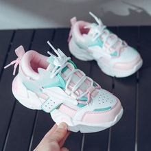 Kid Shoes Children Boys Girls Running Sneakers 2020 Autumn S