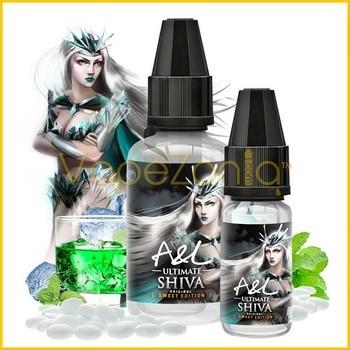 Aromes et Liquides A&L Ultimate SHIVA 30 ml SWEET EDITION vape shop