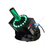 New 18x3w RGB 3In1 Easy Multi Angle Small LED CO2 Jet Machine DMX Power Control DJ LED Co2 Cannon For Stage Fountain Effect