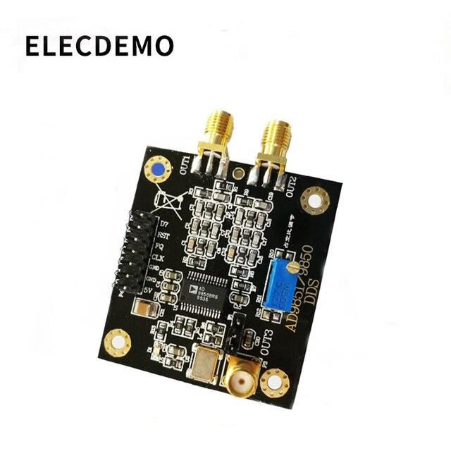 Модуль AD9850 генератор сигналов DDS Синусоидальная волна квадратная волна регулируемый Рабочий цикл отправка программы STM32