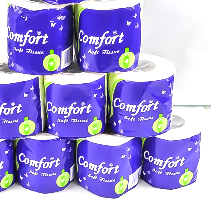 10 Rolls Toilet Paper Toilet Paper Roll Rolling Paper Bath Tissue Toliet Paper Toilet Paper Rolls Pack Toilet Tissue Wc Papier