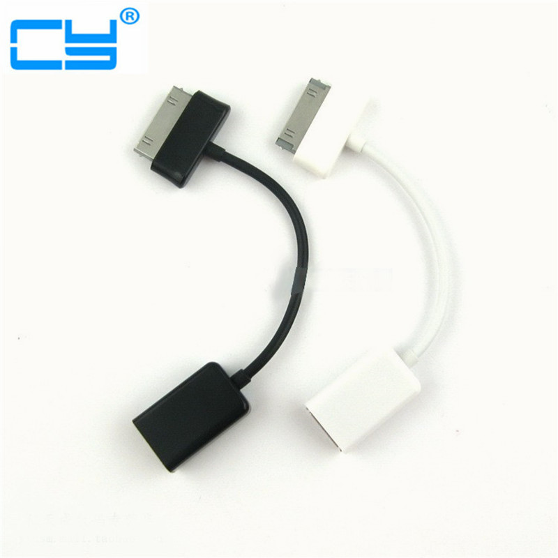 100 pcs/Lot USB <font><b>OTG</b></font> Kabel sync data Adapter Für <font><b>Samsung</b></font> <font><b>Galaxy</b></font> Note 10,1 GT-N8000 N8010 N8020 <font><b>tab</b></font> <font><b>2</b></font> 7 P3 100 P3110 P5110 P5 100 image