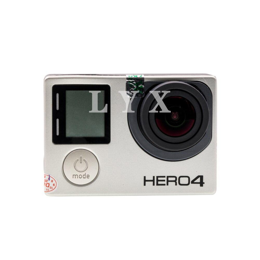 GoPro HERO4 Preto 4K Ultra HD Ação À Prova D' Água Câmera câmera Modificado serviço