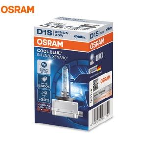 Image 1 - OSRAM 66140CBI 66240CBI 66340CBI 66440CBI D1S D2S D3S D4S 12 в 35 Вт холодный синий интенсивный 5500K ксеноновая лампа для автомобильных фар, 1X
