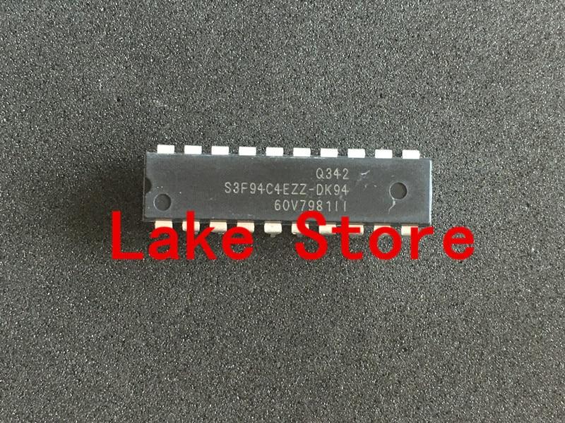 5 unids/lote S3F94C4EZZ-DK94 S3F94C4EZZ DIP-20 программа сжигания требуется пустой лист