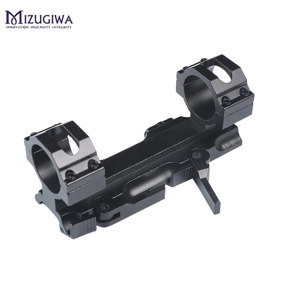 Mizugiwa tactical heavy duty duplo anel 30mm