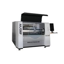 Cheap Fully Enclosed Small Size Metal Fiber Laser Cutting Machine 1390 1020 1325