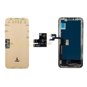 Image 5 - 6 en 1 pour iphone 6S 6S plus 7 7plus 8 8plus boîte de testeur décran tactile avec des outils de boîte de testeur daffichage à cristaux liquides de carte dessai