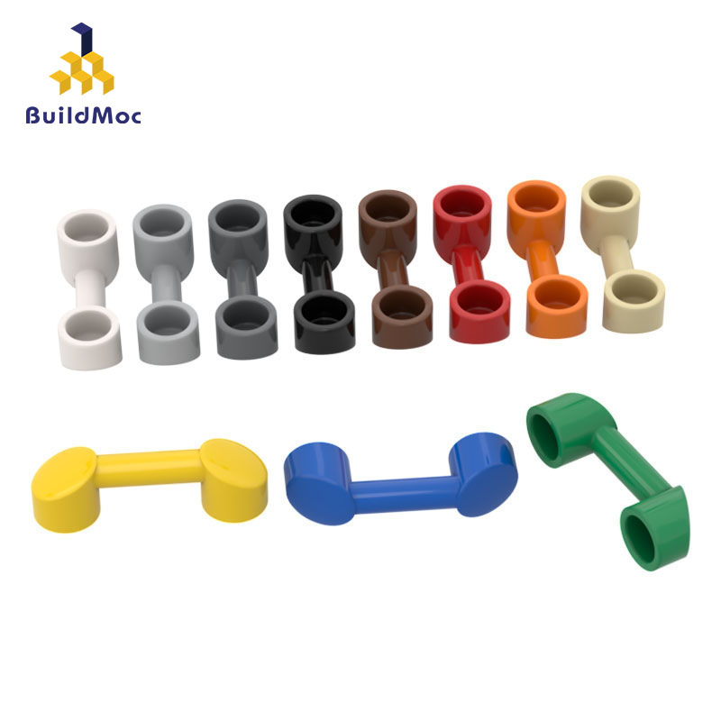 BuildMOC Compatible Assembles Particles 6190 Old Phone Building Blocks Parts DIY LOGO Educational Creatives Gift Toys