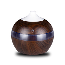 300ml Mini USB Aroma Diffuser Air Purifier Essential Oil Humidifier Mist Maker  Aromatherapy Diffuser with LED Lamp for Home mini usb train humidifier led essential oil aroma diffuser mist maker aromatherapy air purifier home decor hot sell