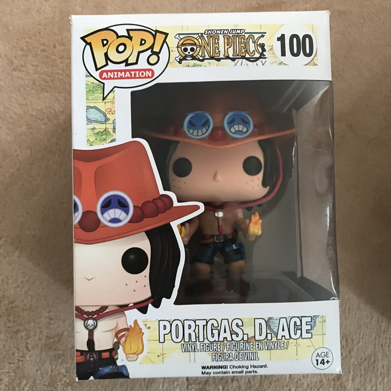 Pop Animation One Piece S2 Funko Boa Brand New In Box