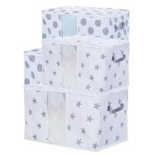 Originality Foldable Storage Bags Rodent Control Wear Resistance Folding Organizer for Clothes Quilt Blanket Pillow Luggage