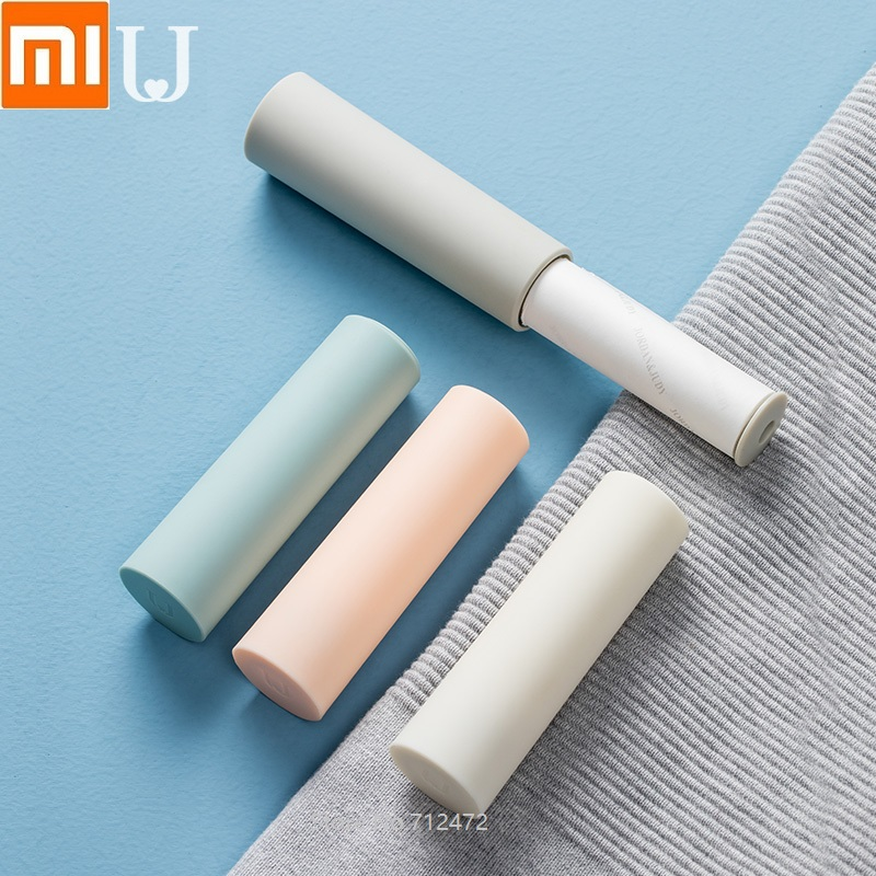 Xiaomi Jordan Judy Roller Sticky Paper Hair Removal Device Clothes Sticky Clothing Portable Bristle