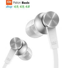 Oryginalny Xiaomi Piston Basic Fresh Color Value Edition wersja generacji zestaw słuchawkowy z serii 3 słuchawek w uchu Reddot Design Award
