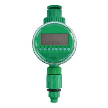 Automatic Intelligent Electronic LCD Display Home Ball Valve Watering Timer Garden Water Timer Irrigation Controller System cheap IVYSHION Ac Pro CN(Origin) Plastic G 3 4 connector 3 4 DN20 1 2 DN15 Abs Stainless steel Smart Irrigation Controller Automatic Filtering