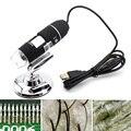 SANHOOII 1000x / 1600x светодиодный USB цифровой микроскоп Эндоскоп камера микроскопия для мобильного телефона ремонт волос осмотр кожи