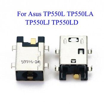 YuXi 5pcs NEW Laptop DC Power Jack for Asus TP550L TP550LA TP550LJ TP550LD Connector Socket Replacement
