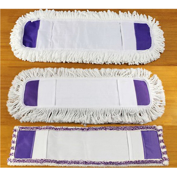270413/Flat mop replacement cloth/ cover mop head /replacement dust cotton cloth/ Environmental protection materials