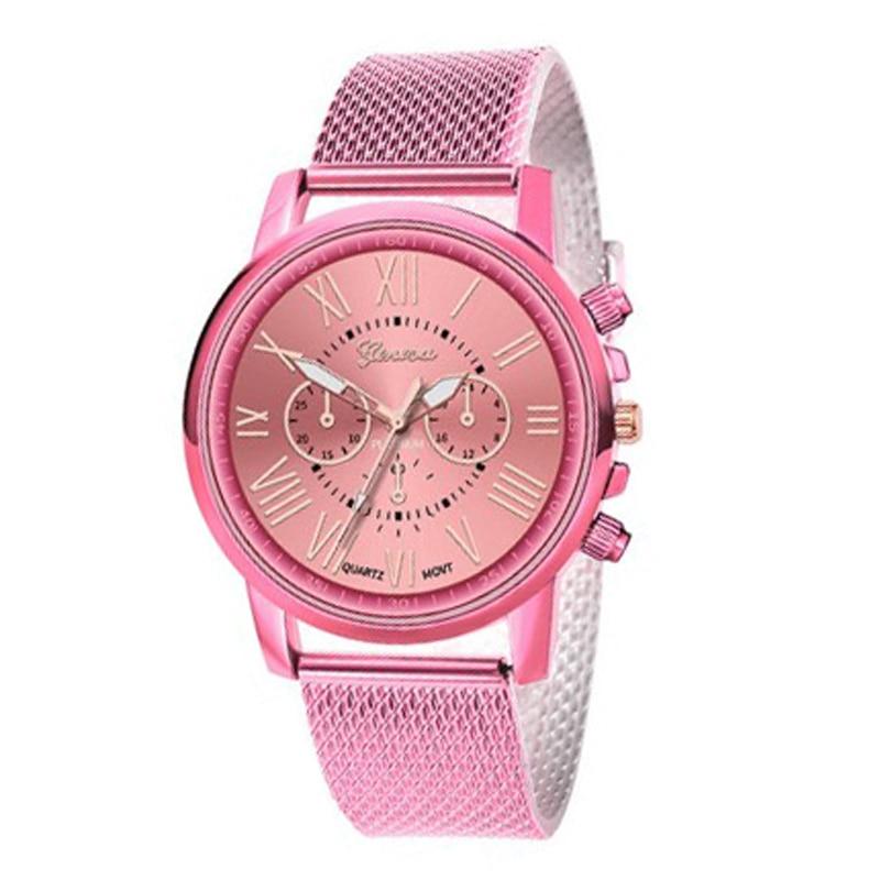2020 Fashion Women Girls Watches Silicone Band Quartz Wristwatch Casual Ladies Watches Female Clock Reloj Mujer Relogio Feminino