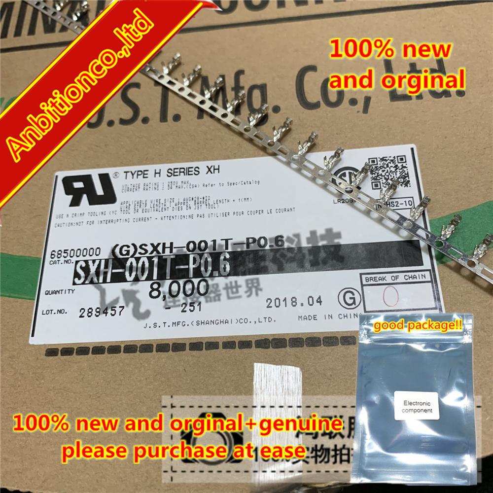 10-100pcs 100% New And Orginal Connector Terminal SXH-001T-P0.6 In Stock