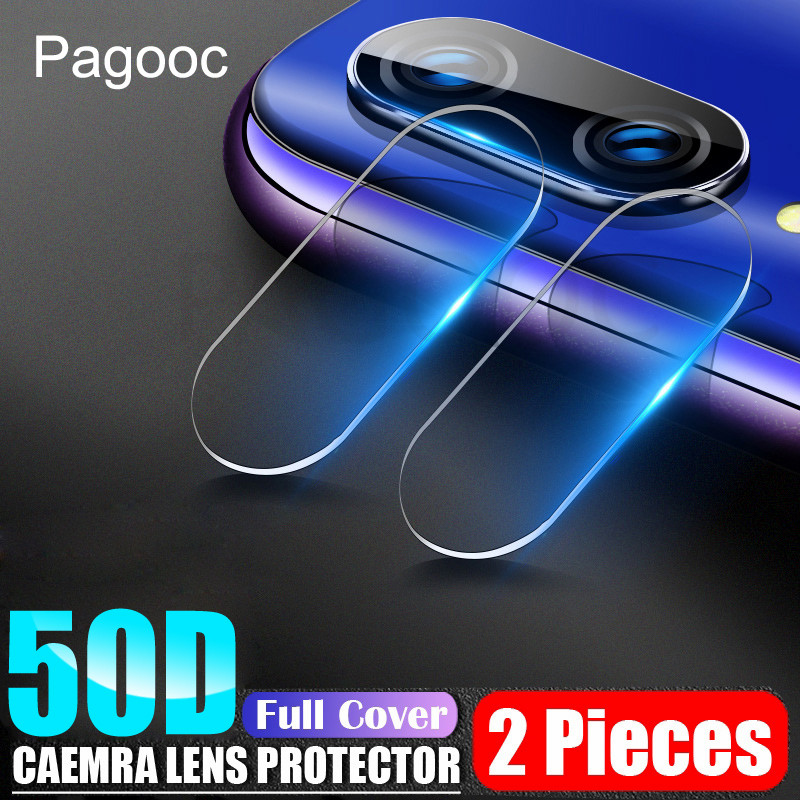 Back Camera Tempered Glass On The For Xiaomi Redmi S2 5 Plus Note 7 5 6 Pro Redmi 6 6A 7 7A Lens Screen Protective Glass Film