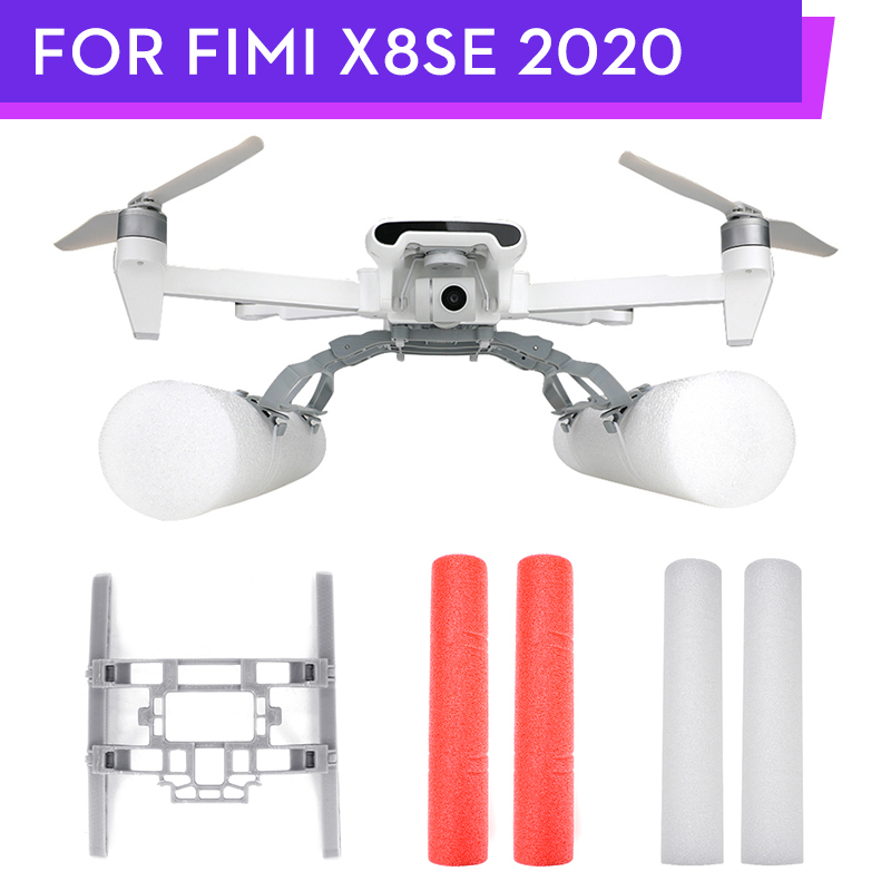 FIMI X8 SE 2020 Buoyancy Rod Water Floater Heightened Tripod Landing Bracket Drone Accessories