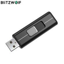 BlitzWolf BW-UP3 USB3.2 Gen 2 lecteur Flash 64/128/256 go disque mémoire Push-pull 64 go mémoire externe clé USB