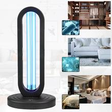 UVC Germicidal Disinfection Light Ozone Third Gear Timing Light Air Sanitizer Purifier Odor Eliminators for Rooms 38W free shipping dc powered intelligent air purifier filters exchangeable uvc lamp for disinfection