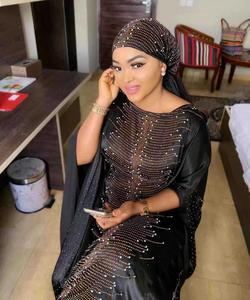 Image 2 - Robes africaines pour femmes, vêtement Long musulman de haute qualité, à la mode, 2019