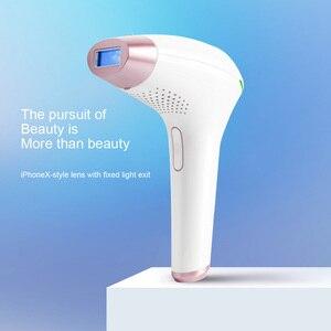 Image 5 - Depilador a laser ipl 500000 flashes, remoção de pelos permanente 3 em 1 para mulheres, máquina de depilação