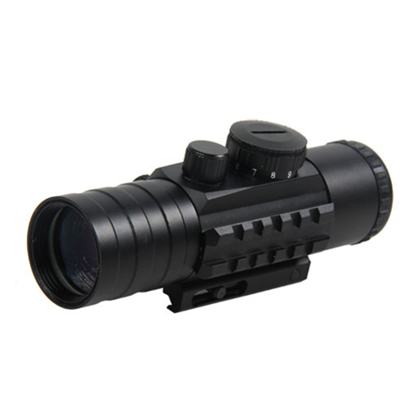 PPT Hot Sale 3.5x32 Rifle Scope With Rail 20mm For Hunting Gs1-0192