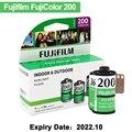 Fujifilm FUJI COLOR 200 Color 35mm Film 36 Exposure For 135 Format Camera Lomo Holga KODAK M35/M38 Camera (Срок годности: 2022,10)