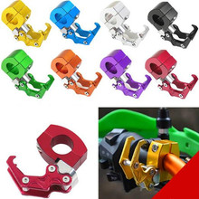 New arrival Universal Durable Aluminum Alloy Motorbike Motorcycle Hook Hanger Helmet Gadget Glove Eagle Claw