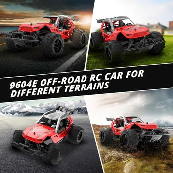 DEERC RC Car Drift 20 KM/H 1:22 Racing RC Car 60 Mins Play Time 2.4 GHz Drift Buggy Toy Car With 2PCS Batteries For Children 2