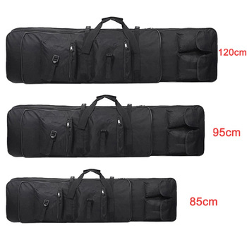 Airsoft 85 95 120cm Rifle Bag Gun Case Bag Backpack Nylon Military Bags For Sniper Carbine Army Backpack Hunting Accessories фото