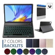 Чехол с клавиатурой для huawei matepad 104 дюймов телефон подсветкой/al00