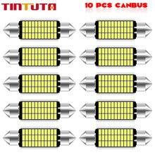Festoen 31Mm 36Mm 39Mm 41Mm Hoge Kwaliteit Super Heldere Led Lamp C5W C10W Auto Kenteken licht Auto Interieur Reading Dome Lamp