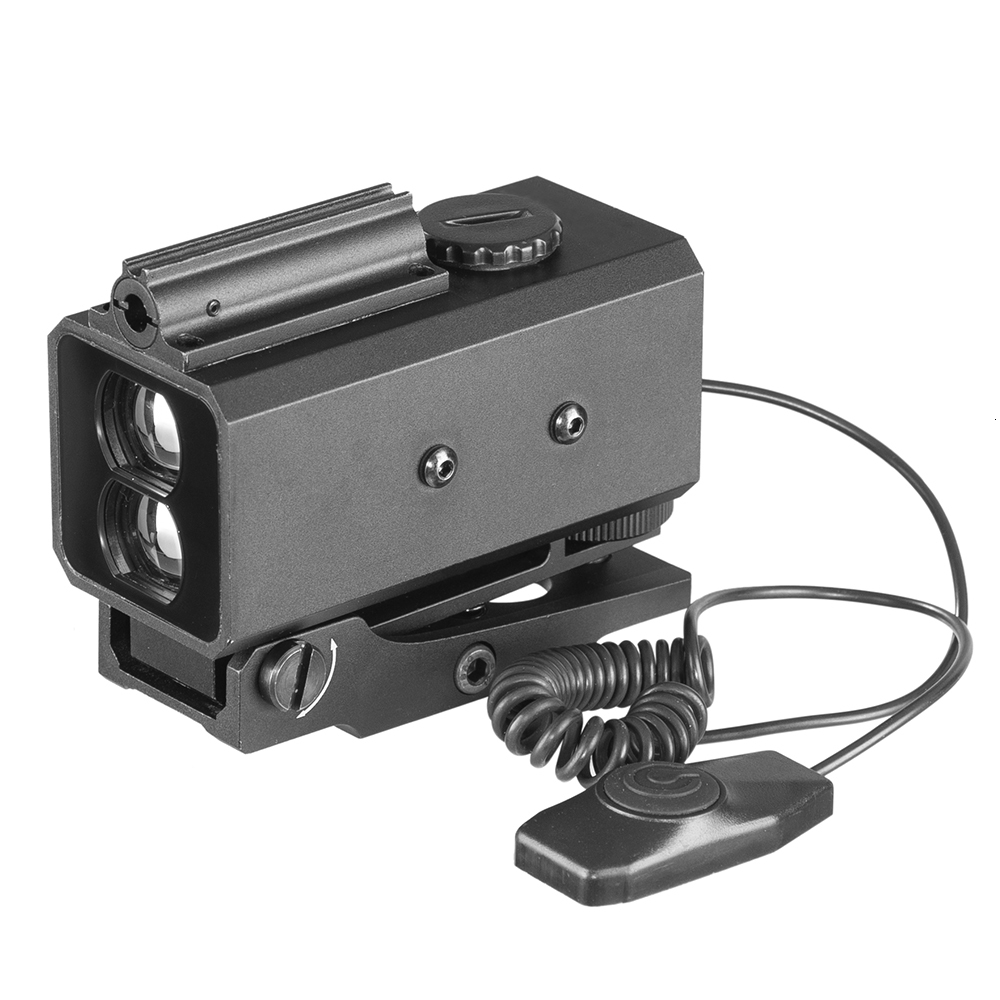 Mini télémètre infrarouge de lunette de visée Laser pour la chasse