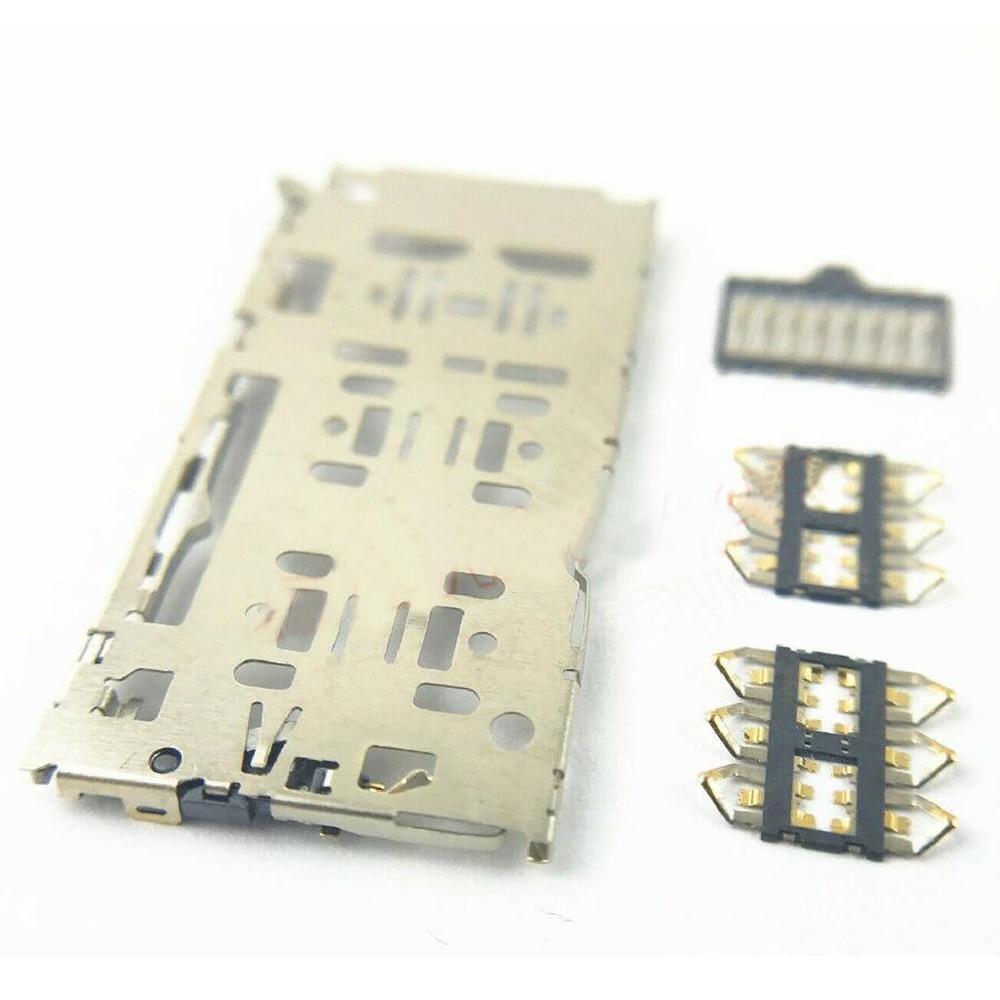 Lot Sim SD Card Reader Tray Holder For Samsung Galaxy A10 A20 A30 A50 A60 A70