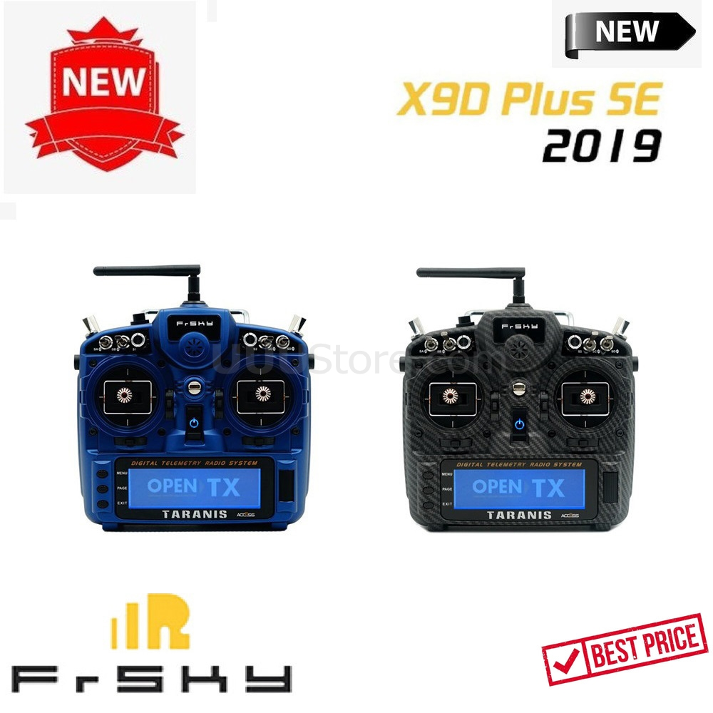 Frsky Taranis X9D Plus SE 2019 Special Edition Transmitter Remote Controller Radio for RC Multirotor FPV Racing Drone