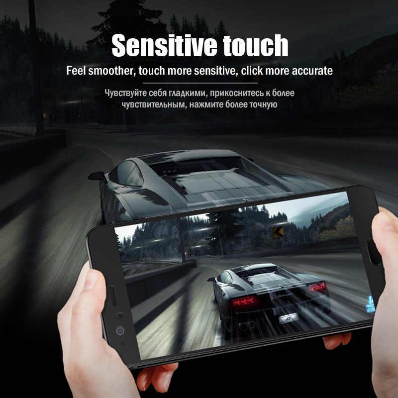 กรณีสำหรับ Huawei P20 Lite Pro P10 เต็มรูปแบบกาวกระจกนิรภัย P 10 20 P10lite P20lite LIGHT หน้าจอป้องกัน 9 H