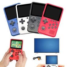M3S Handheld Spiele Konsole Hohe Qualität Tragbare Retro 2,8 Inch LCD Farbe Bildschirm Mini-Spiel-Player Dekompression Spielzeug Mit TF karte
