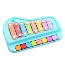Детское музыкальное пианино 2 вида с животными музыкальная игрушка