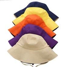 Шляпа Женская Солнцезащитная двусторонняя с широкими полями