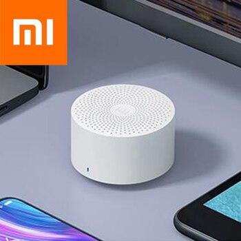 цена на Original Xiaomi Mi Bluetooth Wireless Speaker Square Box 2 Stereo Portable Bluetooth 4.2 HD High Definition Sound Quality Play