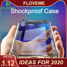 FLOVEME Shockproof Case for Samsung Galaxy S10 Plus S10e S8 S9 Plus Soft Silicone Phone